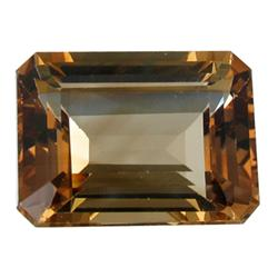 35.02ct 100% Unheated Flawless Beautiful Imperial Topaz  Appraisal Estimate $70040 (GEM-24623C)