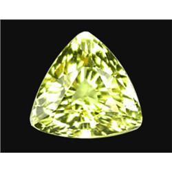 0.99ct Awesome Yellow Sapphire Ceylon (GEM-19828)