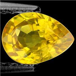 0.98ct Natural Yellow Sapphire  (GEM-21053)