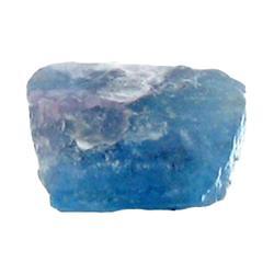1.5ct Tourmaline Paraiba Neon Blue Rough Old Mine Brazil  (GEM-24661)