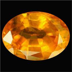 1.59ct Natural Yellow Sapphire Gem  (GEM-21021)