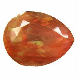 4.75ct Top Red Green Natural Andesine  Appraisal Estimate $2850 (GEM-19735)