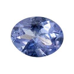 0.22ct Oval Cut Top AAA Blue Natural Tanzanite (GEM-7555F)
