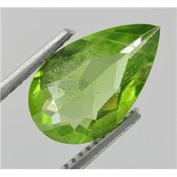 2.86ct Green Natural Peridot (GEM-19321)