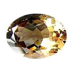 17.63ct Lovely Oval Champagne AAA Topaz (GEM-22987B)
