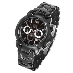 New SUG Mens CHRONO Style Dive Watch Retail $3295 (WAT-108)