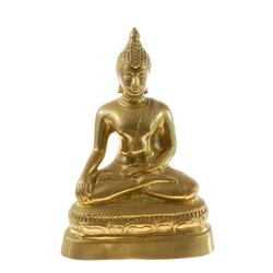 Original North Thai Temple Offering Buddha (ANT-009)