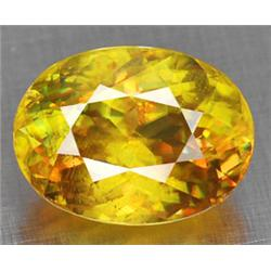 0.60ct Nice Natural Africa Sphene Gem  (GMR-0375)