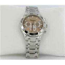New Jacot Mens CHRONO Style Watch Retail $2495 (WAT-150)