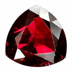 4.12ct Nice Trillion Natural Red Garnet  (GEM-18198)