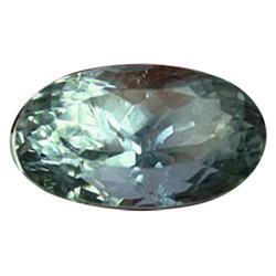 16.17ct Rare Stunning Natural Aqua Blue Kunzite Afghan Appraisal Estimate $4851 (GEM-24592)