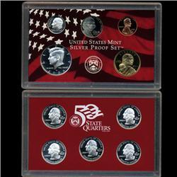 2006 US Silver Proof Set Super Gem Coins UNSEARCHED (COI-2006)