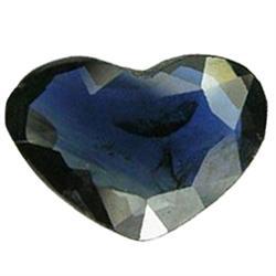 0.98ct 100% Unheated Blue Sapphire (GEM-24699)