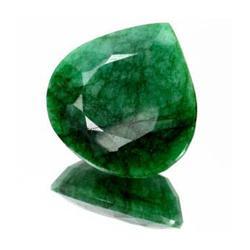 26.93ct. Excellent Pear Cut S. American Emerald (GEM-24083)
