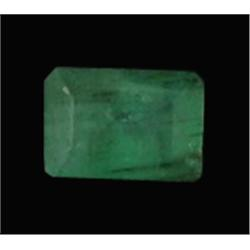 0.85ct Natural Columbian Emerald Gem Octagon (GEM-21549)