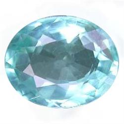 1.92ct Natural Clean Paraiba Blue Apatite (GEM-24936)