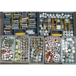 2007D Adams Dollar BU RARE Never Opened Original Mint Roll 25 GEMS (COI-6489)