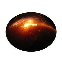 2.11ct Siliminate Cat's Eye Cabochon (GEM-26210)