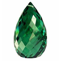 27.29ct AAA Briloette Cut Green Amethyst  (GEM-22895)