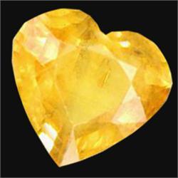 1.35ct Electric Yellow Sapphire  (GEM-19821)