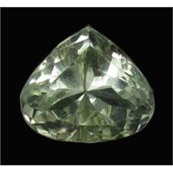 6.10ct 100% Natural Beautiful Patroke Green Kunzite Gem   Appraisal Estimate $1525 (GEM-17589)