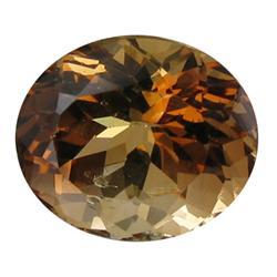 7.84ct VS Hot Imperial Orange Topaz Appraisal Estimate $15680 (GEM-26343)
