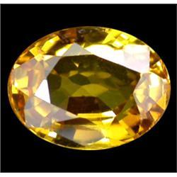 2.46ct Golden Yellow Ceylon Sapphire VVS HEATED ONLY (GEM-18958)