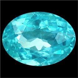 1.22ct Oval Shape Natural Paraiba Color Apatite Gem (GEM-25233)