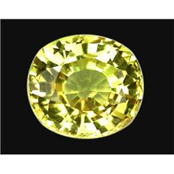 1.2ct Fabulous Yellow Sapphire Ceylon (GEM-19826)