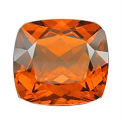 35.23ct. Beautiful Cushion Orange Citrine (GEM-23035)