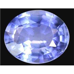 0.94ct Dazzling Tanzanite Color Sapphire Ceylon (GEM-19857)