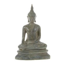 Original North Thai Temple Offering Buddha (ANT-330)