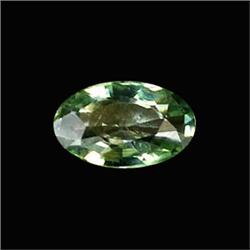 .35ct Clean Natural Green Songea Sapphire (GMR-1009)