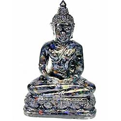 500ct. Buddha Statue Blue Sapphire (GEM-9737)
