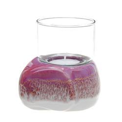 Handmade Ceramic Elepnant Candle Holder (DEC-179)