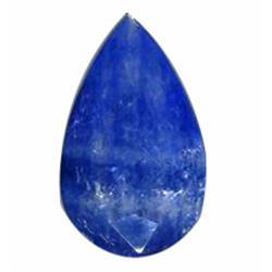 .85ct Natural Royal Blue Ceylon Sapphire Pear (GMR-1003A)