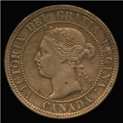 1893 Canada 1c Hi Grade (COI-6684)