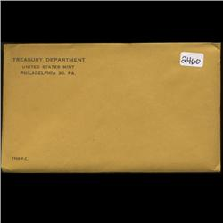 1960 RARE Unopened Envelope Proof Set  (COI-2760)
