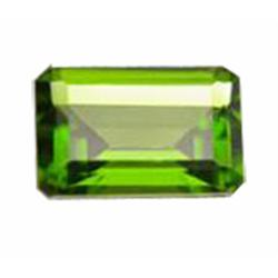 0.90 ct Scintillating Luster Chrome Diopside  (GEM-19586A)