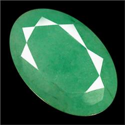0.60ct Natural Green Emerald Colombian Gemstone (GEM-13283B)