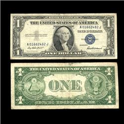1935F $1 Silver Certificate Nice Condition SCARCE (COI-4703)