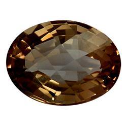 10.05ct 100% Natural Rare Hot Imperial Topaz Afghan Appraisal Estimate $25125 (GEM-24610)