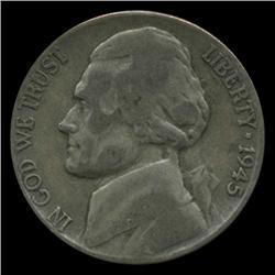 1945P/D/S Jefferson Silver WAR Nickel Set (COI-4985)