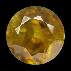 1.70ct Fantastic Natural Round Sphene (GEM-24831)