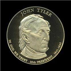 2009S Tyler Prez Dollar NGC Graded Super Gem PR69 DCAM (COI-5887)
