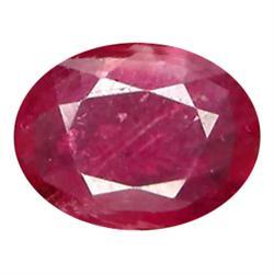 2.62ct VS Best Cushion Cut Mozambique Red Ruby  Appraisal Estimate $3144 (GEM-17419)