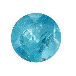 1.08ct Blue Green Rare Neon Natural Apatite  (GEM-25467)