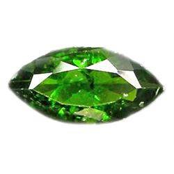 2.49ct VS Marquise Forest Green Chrome Diopside (GEM-12074)