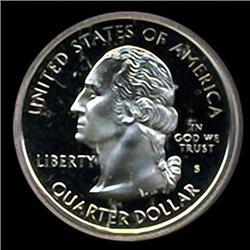 2000 US S Carolina Quarter Coin  PR70 GEM (COI-3594)