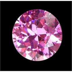 7ct Round Lab Pink Diamond (GMR-0566)